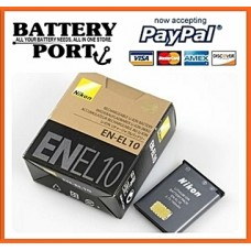 ORIGINAL NIKON BATTERY [EN-EL10] [ENEL10]